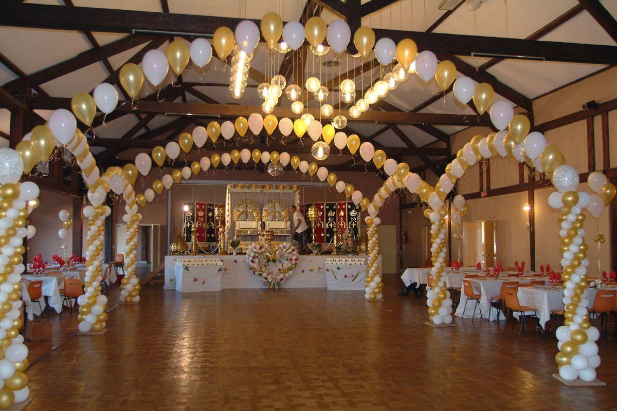 Decoration - Faire tenir des ballons en l air sans helium ...